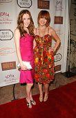 Spencer Locke and Chelsea Locke at Moonlight & Magnolias to benefit Lupus LA, Mary Norton, Los Angeles, CA 09-25-07