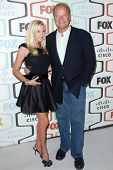 Camille Grammer and Kelsey Grammer at the FOX Fall Eco Casino Party. Area Nightclub, Los Angeles, CA
