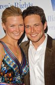 Kelley Limp and Scott Wolf at the