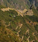 Lost City of Machu Picchu, Peru, South america