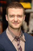 Justin Timberlake  at the Los Angeles Premiere of