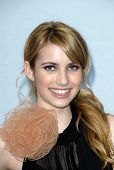 Emma Roberts  at the 2007/2008 Chanel Cruise Show Presented by Karl Lagerfeld. Hanger 8, Santa Monic