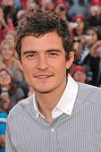 Orlando Bloom  at the World Premiere of