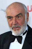 Sean Connery at the 35th Annual AFI Life Achievement Award celebration honoring Al Pacino. Kodak The