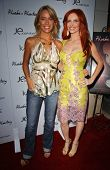 Rachel Reenstra and Phoebe Price at the launch of Phoebe's Phantasy by Lotion Glow. Kaje Boutique, Beverly Hills, CA. 06-16-07