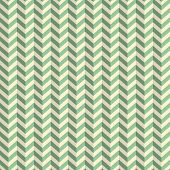 Seamless Retro Abstract Green Toothed Zig Zag Paper Background
