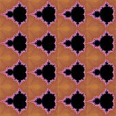 Seamless fractal pattern.