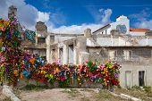 Show In Ruins Palacio Belmonte In Lisbon