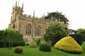 St Mary's church, Winchcombe, England