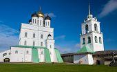 Kremlin. Pskov. Russia