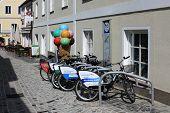Bikes for rent - eco option
