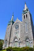 Sainte Famille church Granby Quebec Canada