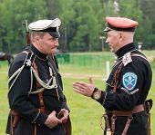 Kornilovs Officers