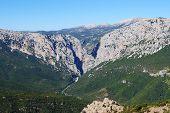 Sardinia.Gorroppu Canyon