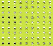 Emoticons Seamless Pattern