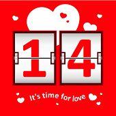 Valentine's Day Date Scoreboard