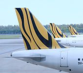 Tigerair Airplane