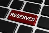 Reserved Button On Keyboard