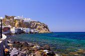 Mandraki village in Nisyros island