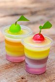 Colorful Jellys