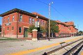 Historic Train Depot