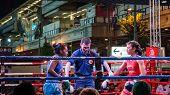 Thai Boxing Fight Night