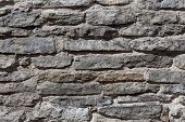 Old Gray Stone Wall, Background
