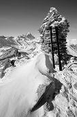 Tour Ski On The Summit