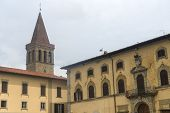 Sansepolcro (tuscany, Italy)
