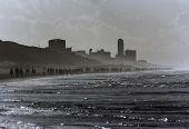 Windy Dutch Coast