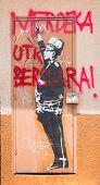 Urban Graffiti In Malaysia