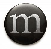 Latin Letter M
