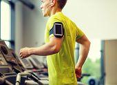 stock photo of treadmill  - sport - JPG