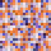 Colorful geometric modern pattern, vector illustration  seamless pattern