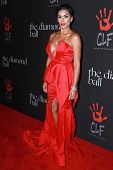 LOS ANGELES - DEC 11:  Gloria Govan at the Rihanna's First Annual Diamond Ball at the The Vineyard on December 11, 2014 in Beverly Hills, CA