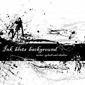 Ink background