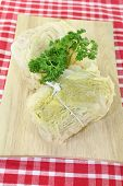 Savoy Cabbage Roulade