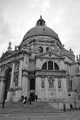 Basilica Di Santa Maria Della Salute In Venice