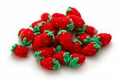 Knitted Strawberry