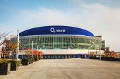 O2 World Stadium In Berlin, Germany