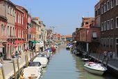 Little Island Of Murano