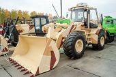 Bulldozer of Chelyabinsk Tractor Plant.Russia