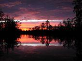 Sunrise On Cathead Creek