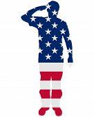 American Salut