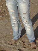 Girls Foots
