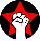 foto of nonverbal  - fist and star - JPG
