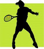 jogador de tênis