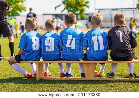 Children Football Team Football Club