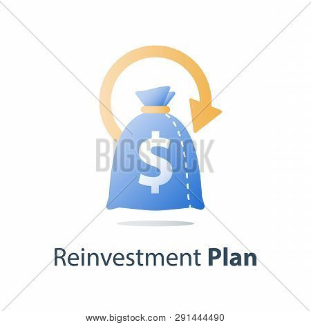 poster of Financial Concept, Return On Investment, Multiply Capital, Fund Management, Value Growth, Capital Al