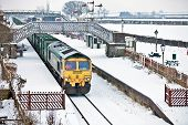Resíduos trens de Londres